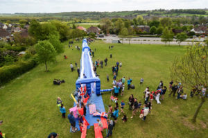 total wipeout hire